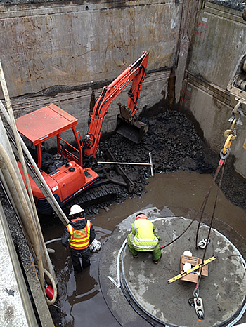 Sandy Point Sewer Extension