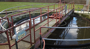 lummi septic wastewater treatment